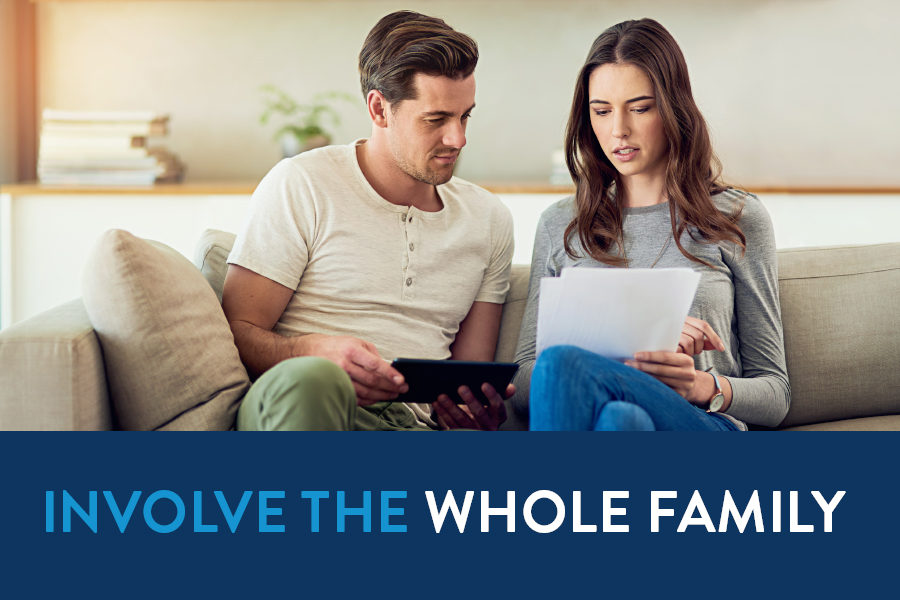 Create a Family Budget