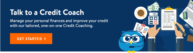 Manage your personal finances and improve your credit with our tailored, one-on-one Credit Coaching.
