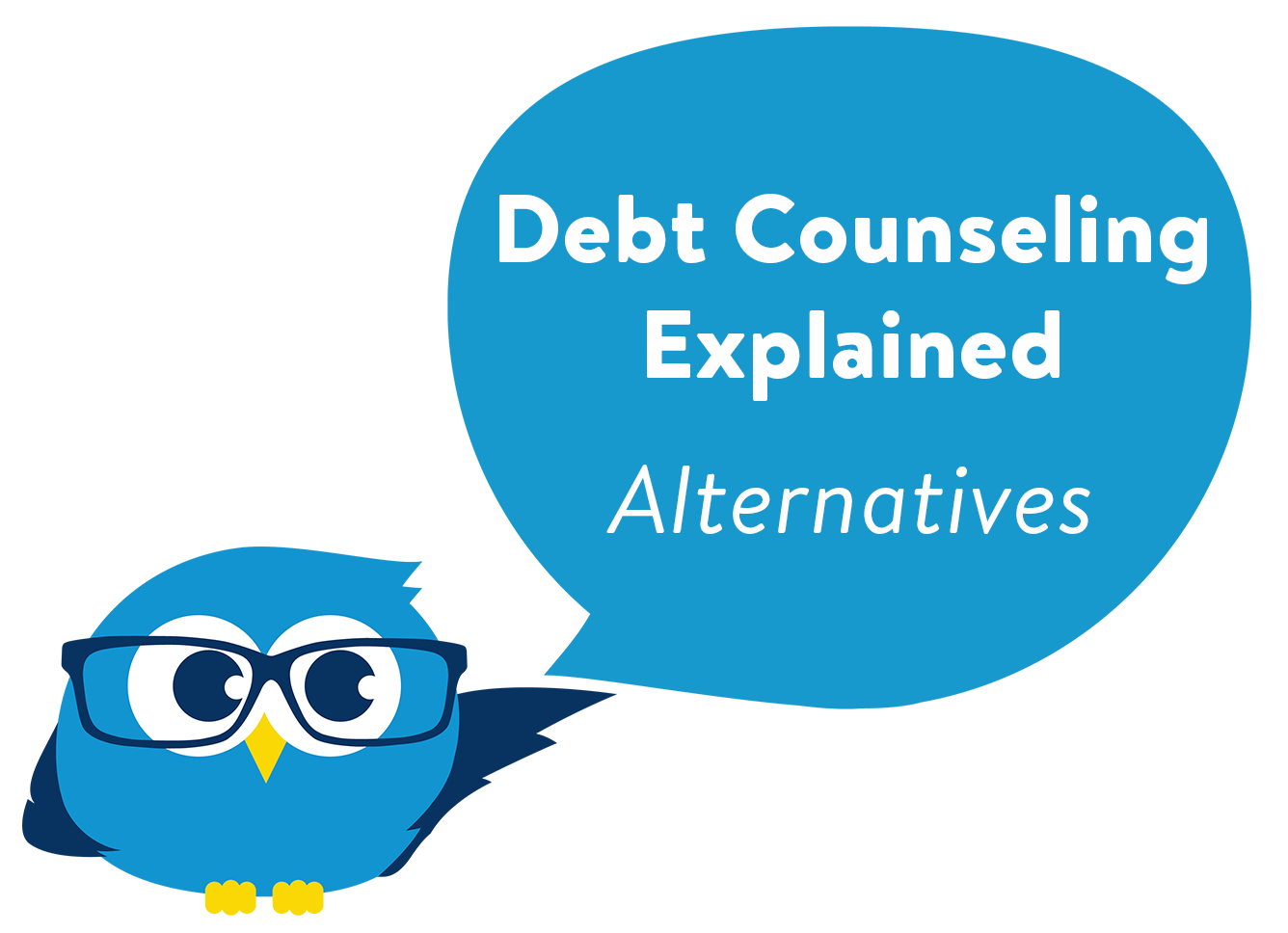 Alternatives to Debt Consolidation and Counseling